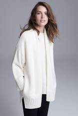 Winser London Wl- Cashmere Blend Edge to Edge Coat
