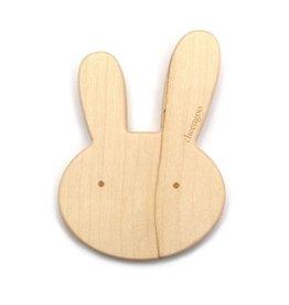 Cheengoo Bunny Wooden Teether