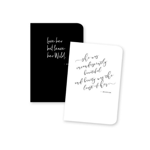 Page Stationery Wild/Incandescent Notebooks
