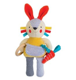 Petit Collage Busy Bunny Activity Toy