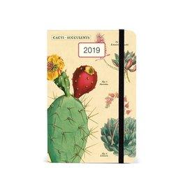 Cavallini Papers 2019 Planner, Succulents