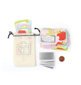 Inklings Lunchbox Notes, Foods