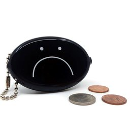Three Potato Four Frowny Face Coin Pouch