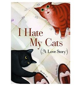 Hachette Book Group I Hate My Cats