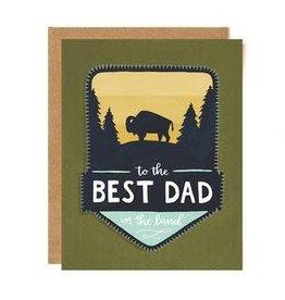 1Canoe2 Best Dad Patch