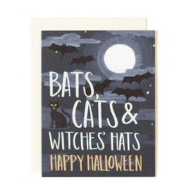 1Canoe2 Bats Cats Halloween