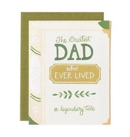 1Canoe2 The Greatest Dad