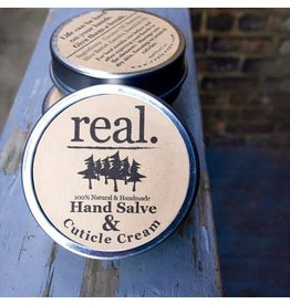 Real Hand Salve & Cuticle Cream
