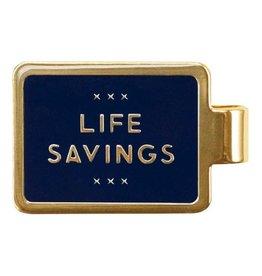 Easy Tiger Money Clip - Life Savings
