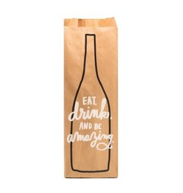 Easy Tiger Be Amazing Wine Bag