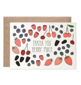 Hartland Brooklyn Thank You Berry Much
