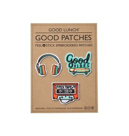 Ore Originals Good Vibes Patches