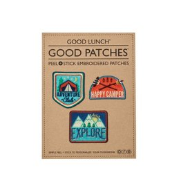 Ore Originals Camper Patches