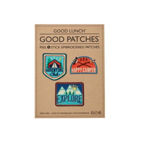Ore Originals Camper Patches