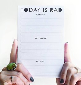 Live Love Studio Today is Rad Notepad