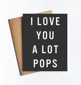 Live Love Studio I Love You A Lot Pops