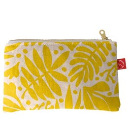 Casey D. Sibley Card Pouch - Gold