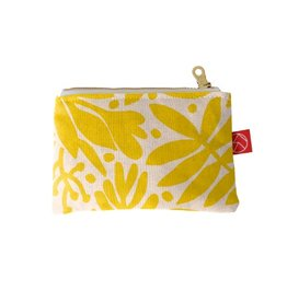Casey D. Sibley Mini Pouch - Gold