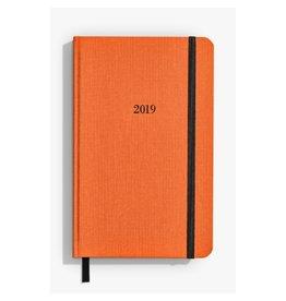 Shinola 2019 Planner, Orange