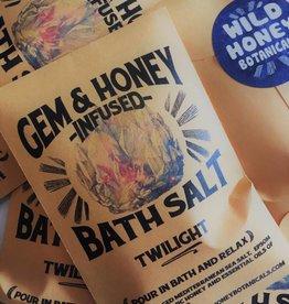 Wild Honey Botanicals Twilight Bath Salts