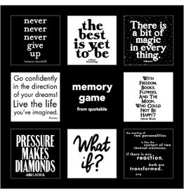 Quotable Memory Game