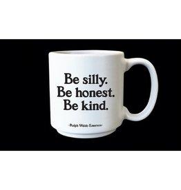 Quotable Silly Honest Espresso Mug