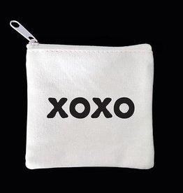 Quotable XOXO Mini Pouch