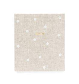Sugar Paper 2019 Flax Dot Planner