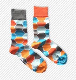 Friday Sock Co. Hexagon, Men's