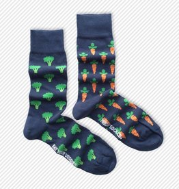 Friday Sock Co. Carrots & Broccoli, Men's