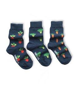 Friday Sock Co. Veggie, Ages 5-7