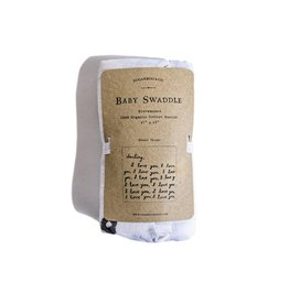 SugarBoo Designs Swaddle - Letter For You