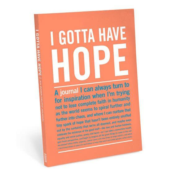 Knock Knock Inner Truth: Got to Have Hope