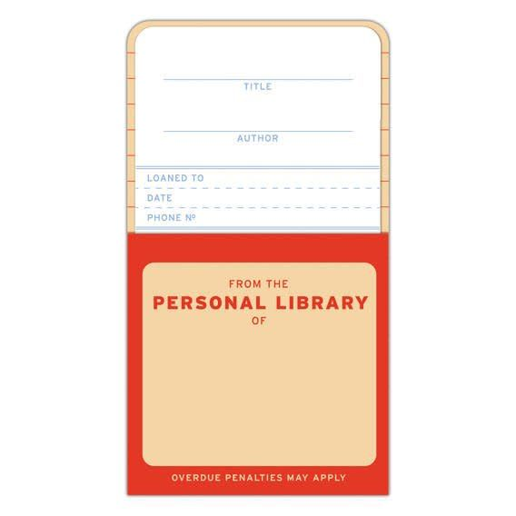 Knock Knock Personal Library Refill Kit