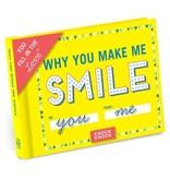 Knock Knock Fill-In-The-Love: Smile