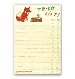 Boy Girl Party Fox To Do List