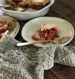 Madly Wish Thatch Linen Kitchen Towel