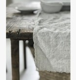 Madly Wish Striped Linen Table Runner