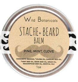 Wild Botanicals Beard & Mustache Balm