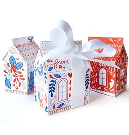 Paper Raven Co. Holiday Paper Craft