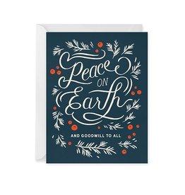 Paper Raven Co. Peace