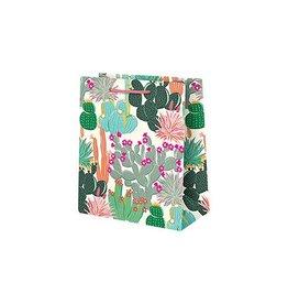 Waste Not Paper Desert Floral Bag, Md