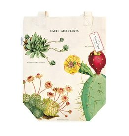 Cavallini Papers Cacti Tote