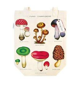 Cavallini Papers Mushroom Tote Bag