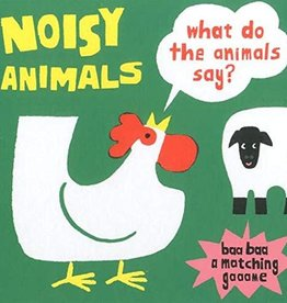 Hachette Book Group Noisy Animals Matching Game