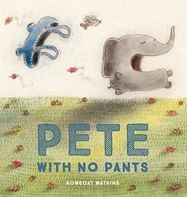 Hachette Book Group Pete With No Pants