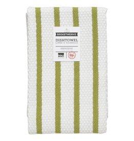 Now Designs Basketweave Cactus Tea Towel