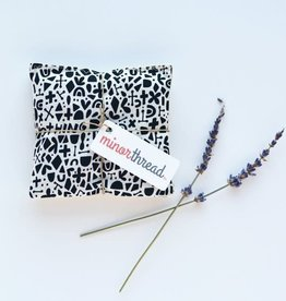 Minor Thread Lavender Sachets, Kindred Credo Black