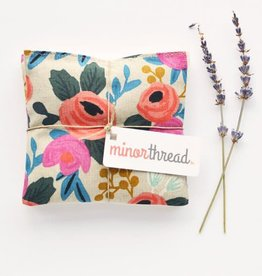 Minor Thread Lavender Sachets, Rosa Floral