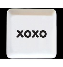 Quotable XOXO Dish